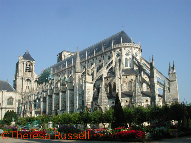 The Bourges Cathedral