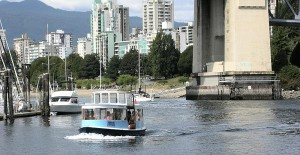 False Creek Ferry