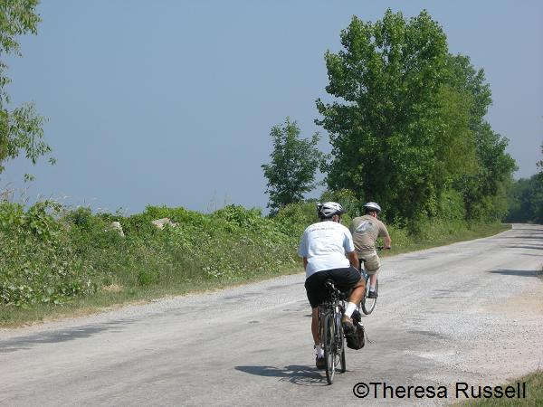 Perfect Cycling on Pelee Island