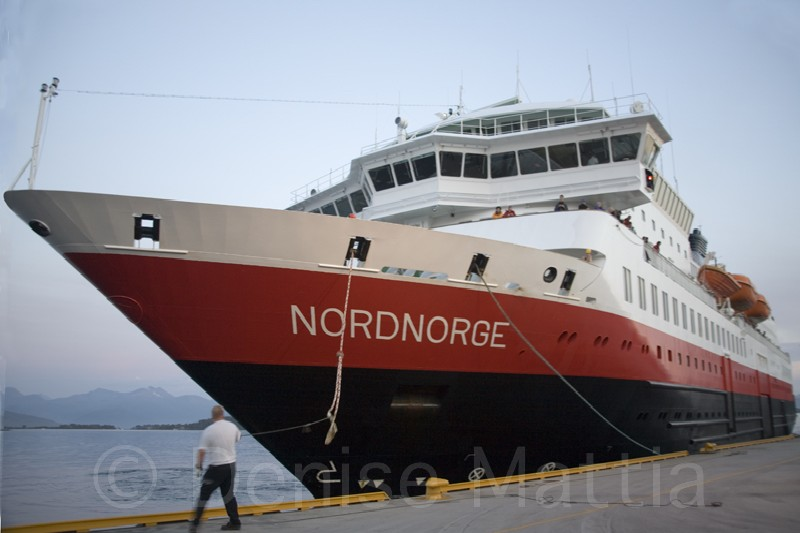 ship day 2.0.12 the Nordnorge