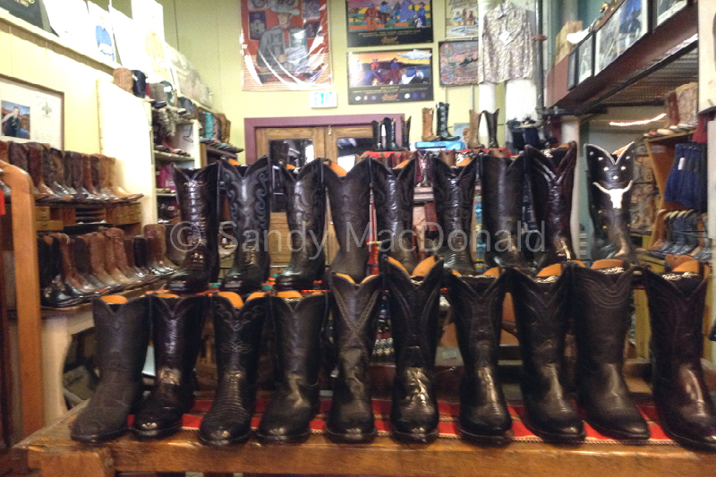 Boots at Rockmount -1