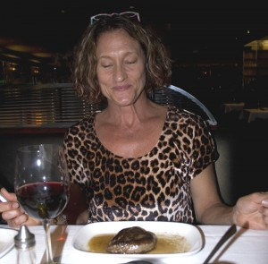 SF Lori -dinner is a zen exprience  9535