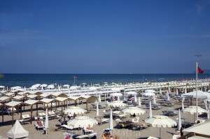 395.33 - a beach in Rimini