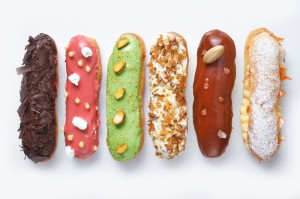 Eclairs assorted