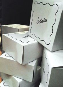 eclair boxes