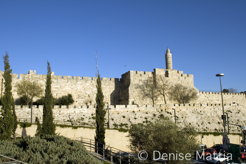 _MG_0502 Israel  view of the old city Jerusalem