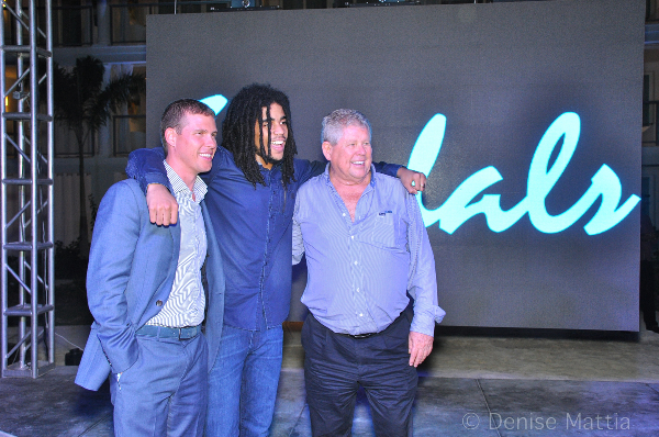 889418- Jamaica - Alan Stewart,Skip Marley and Gordon Butch Stewart